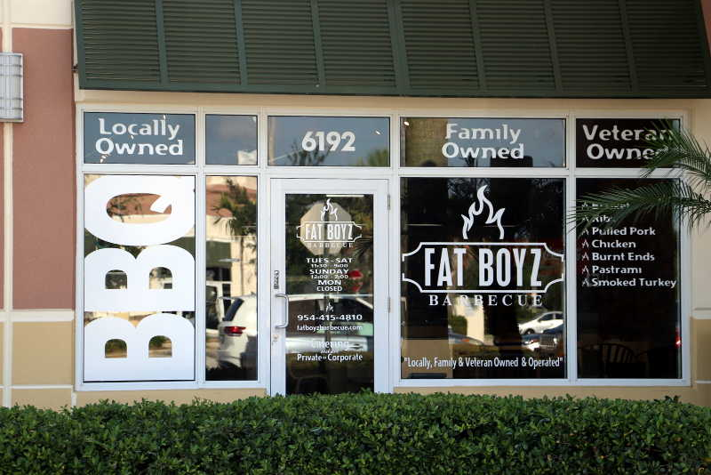 Restaurants Fat Boyz Barbecue